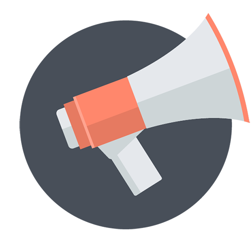 internet marketing service icon
