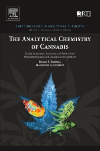 The Analytical Chemistry of Cannabis by Brian Thomas, Mahmoud ElSohly