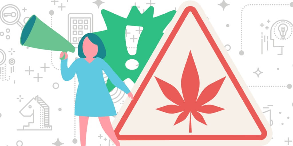cannabis marketing campaign